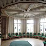 Herrenzimmer im Schloss Dorst